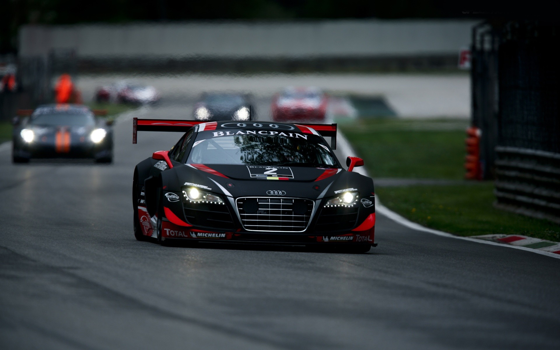 Daily Wallpaper Audi R8 LMS I Like To Waste My Time 1920x1200