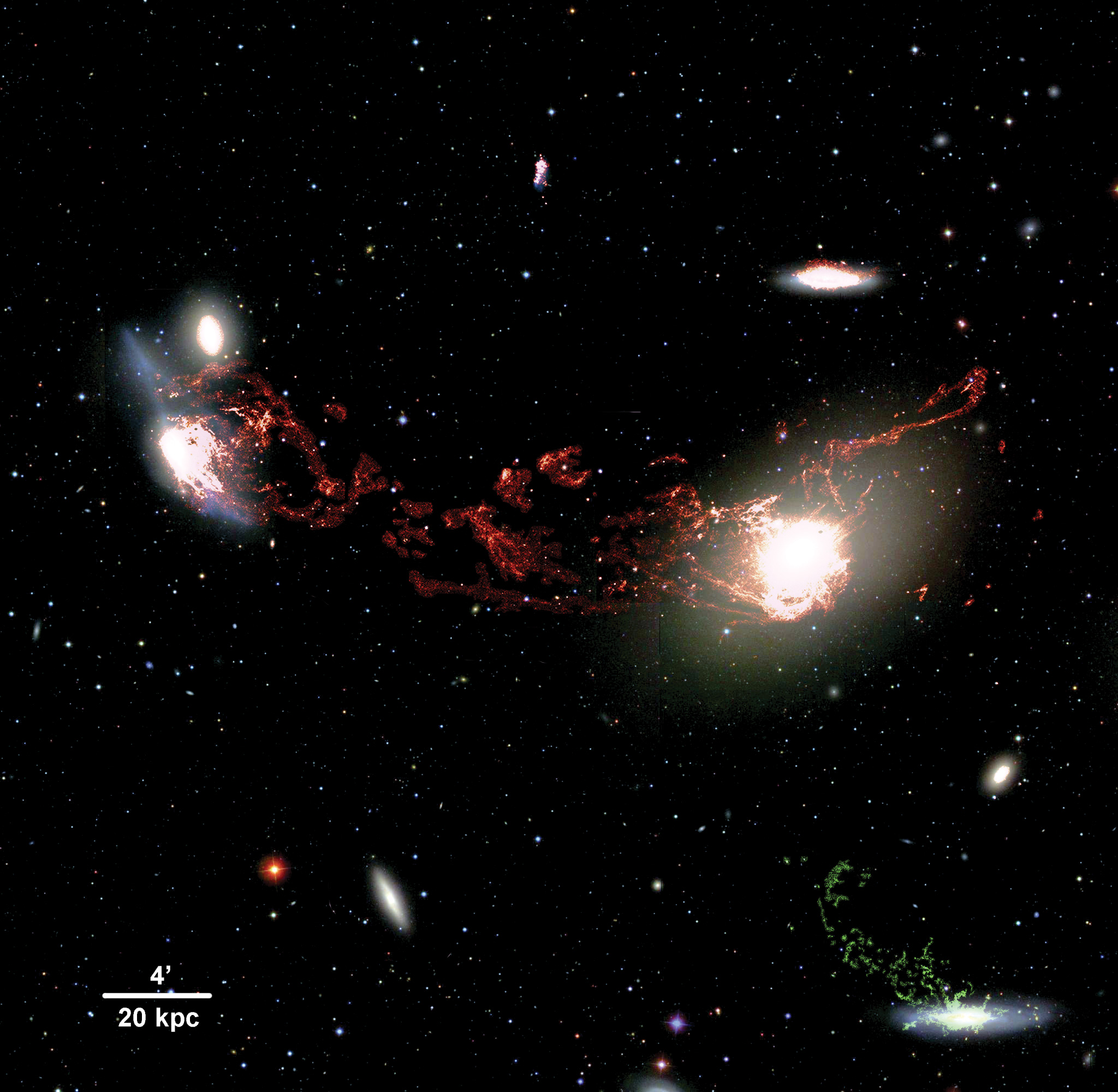 Galactic tentacles of DOOM   Bad Astronomy Bad Astronomy 2048x2000