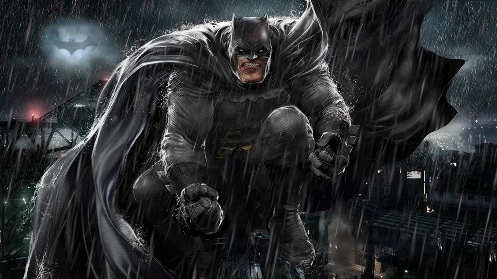 Frank Millers Dark Knight by uncannyknack 1024x576