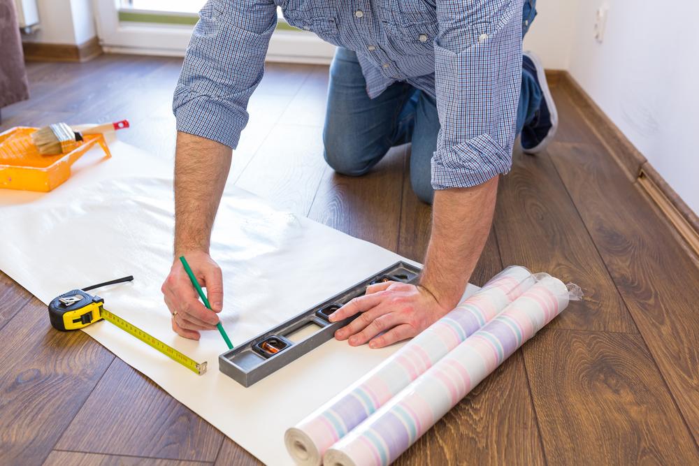 Removing Wallpaper 1000x667