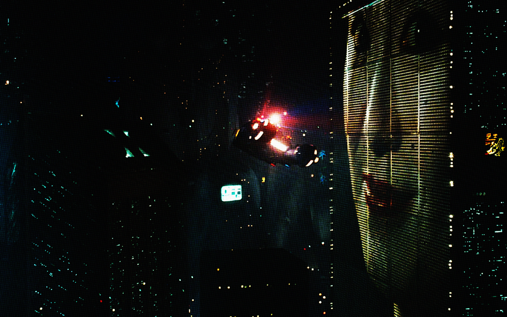 Blade Runner Wallpaper 1680x1050 Blade Runner 1680x1050