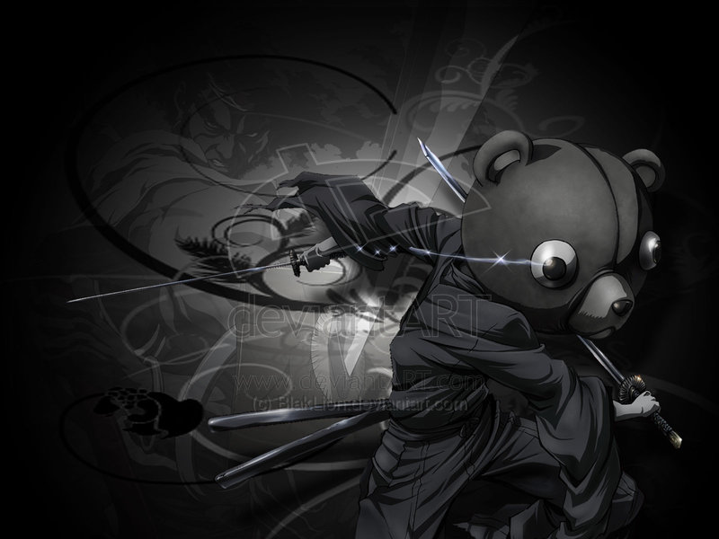 Afro Samurai Kuma Wallpaper Afro samurai wallpaper 800x600