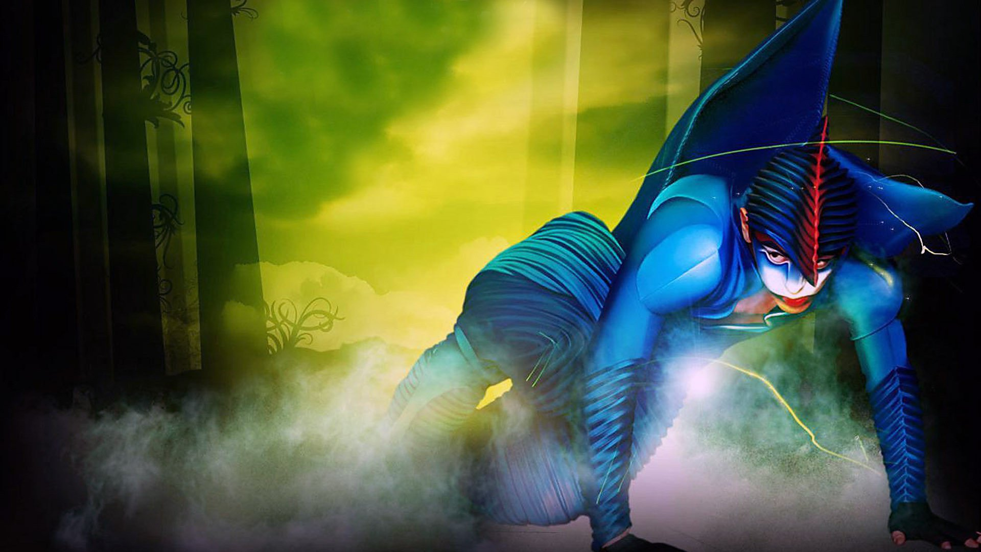 Cirque du Soleil Varekai posters wallpapers trailers Prime Movies 1920x1080