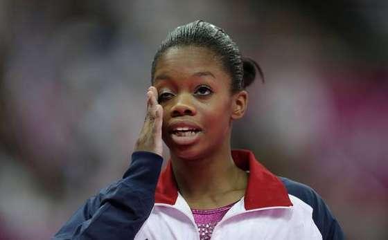 Gabrielle Douglas   Photos from London 2012 Olympics 06 560x347