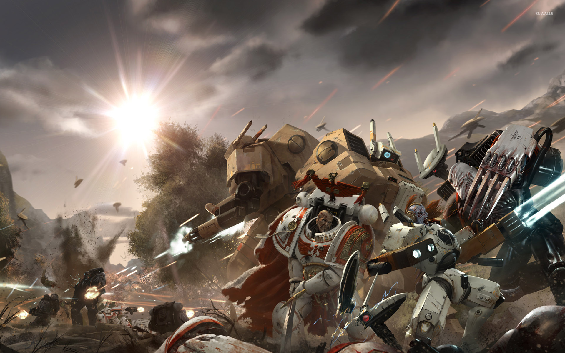 Warhammer 40000 wallpaper   Game wallpapers   29954 1680x1050