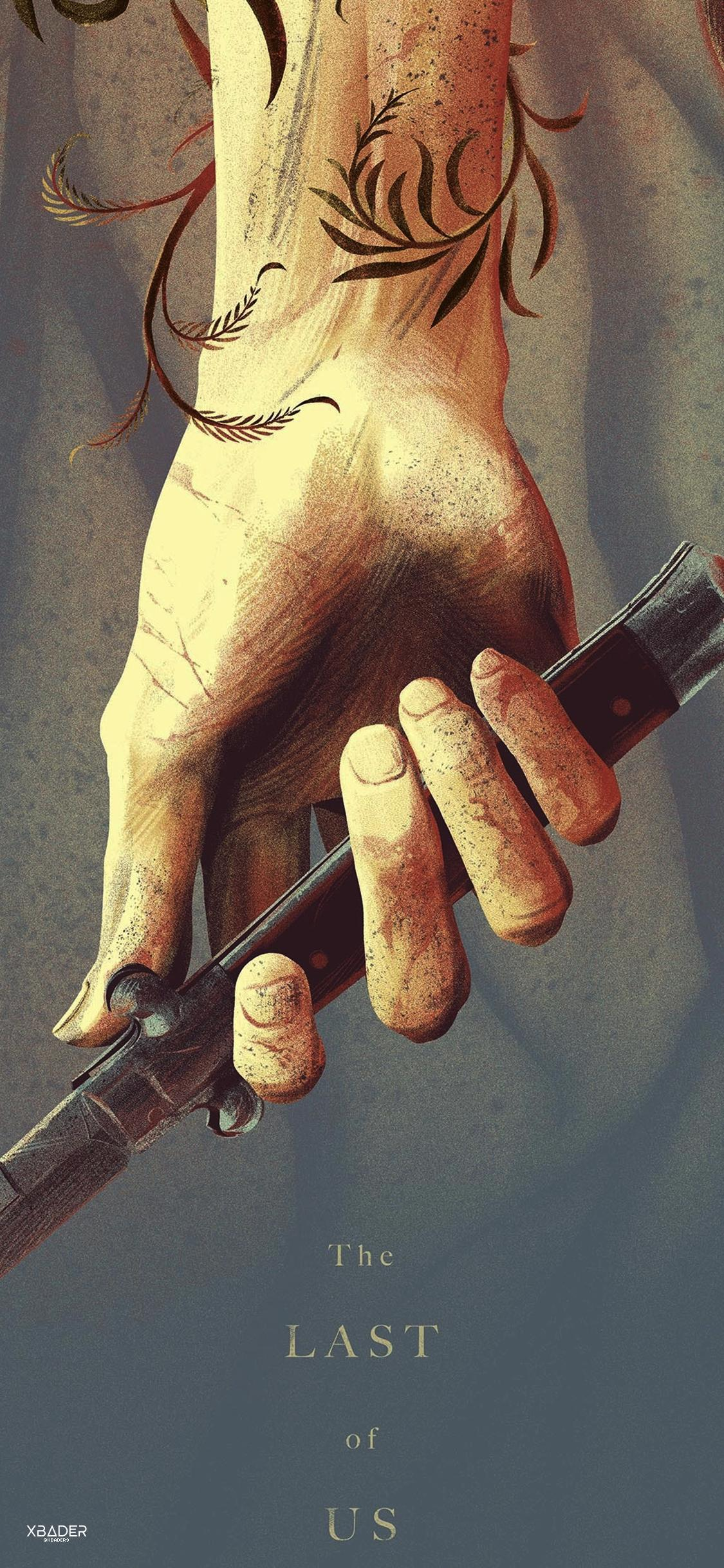 The Last of Us Part 2 iPhone Wallpapers   Top The Last of Us 1125x2436
