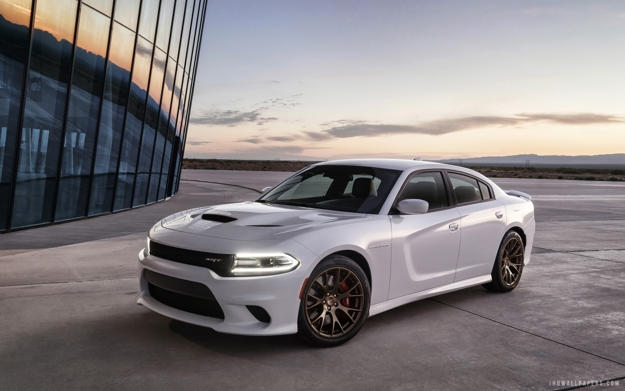 2015 Dodge Charger SRT Hellcat HD Wallpaper   iHD Wallpapers 1280x800