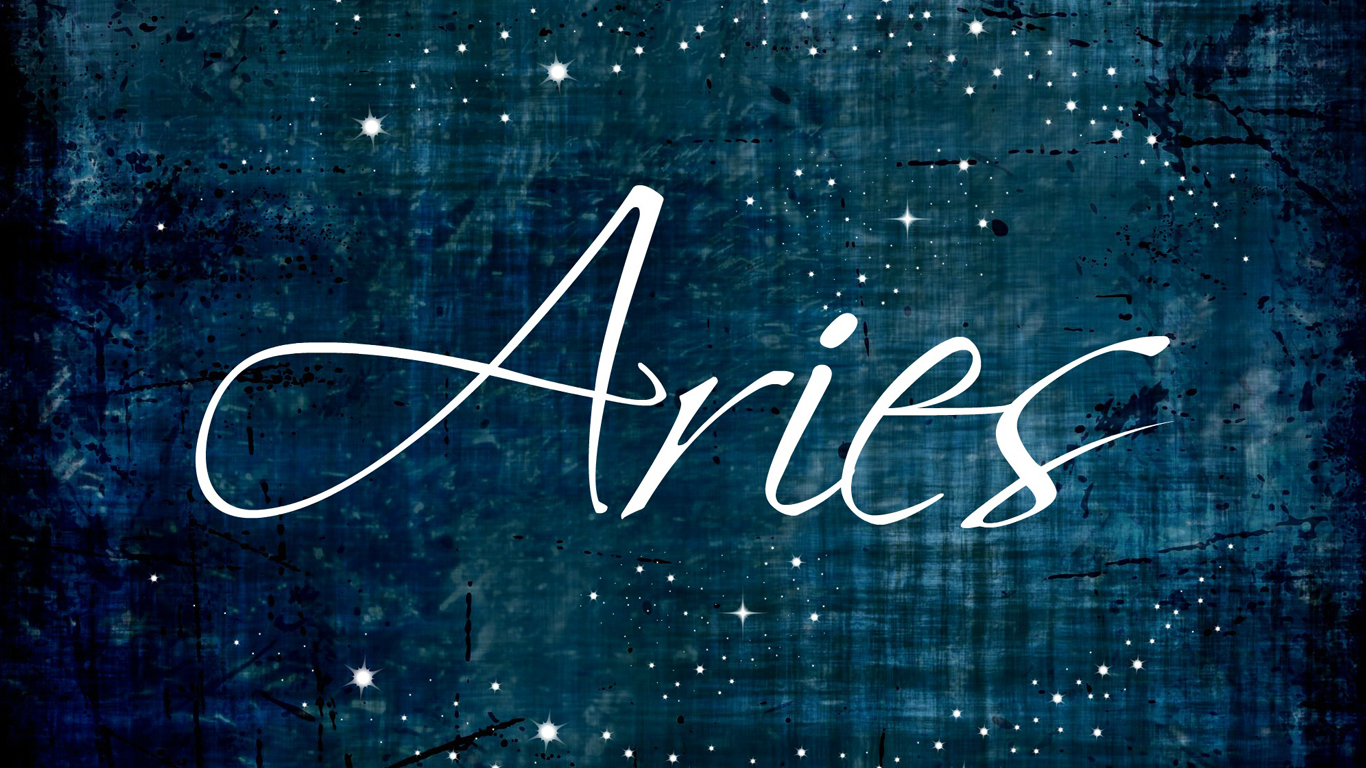 12 Aries Zodiac Wallpapers HD Pictures At ZodiacKingCom 1366x768