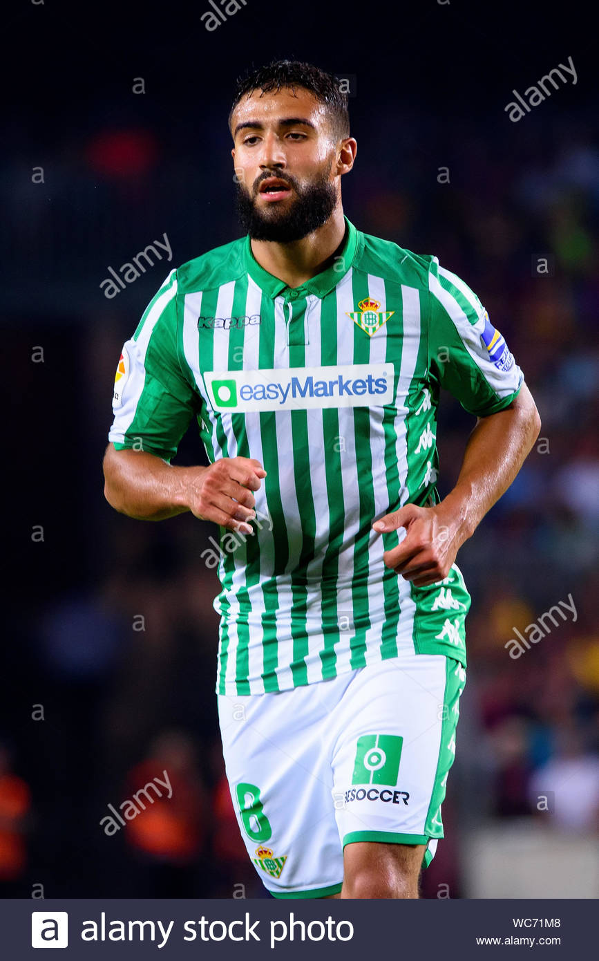 Nabil Fekir High Resolution Stock Photography and Images   Alamy 867x1390