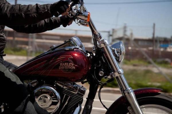 Harley Davidson novidades para 2013 600x397