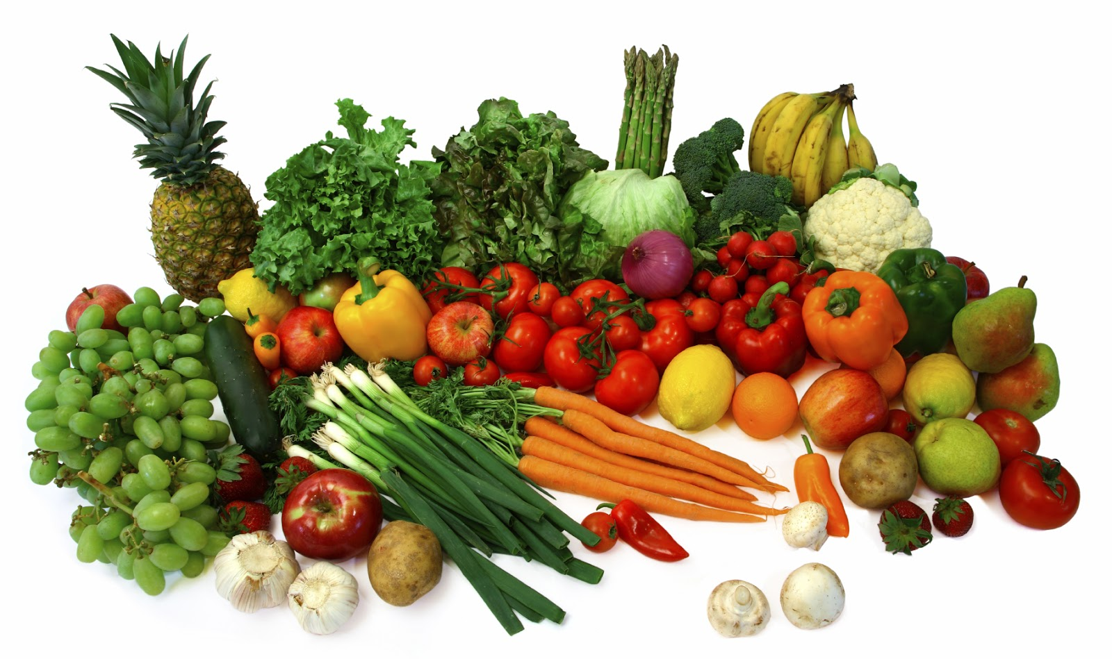 Pics and Wallpaper Fruits and Vegetables 1600x949