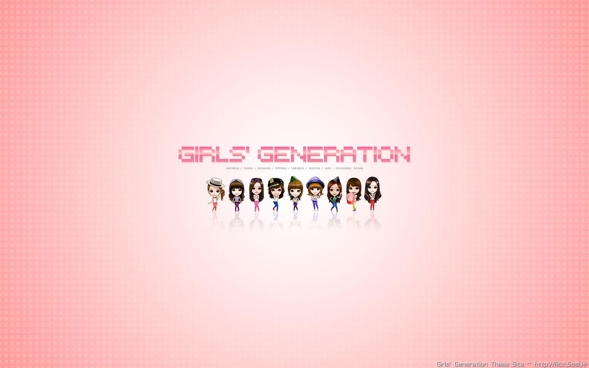 Girls Generation Wallpaper - WallpaperSafari