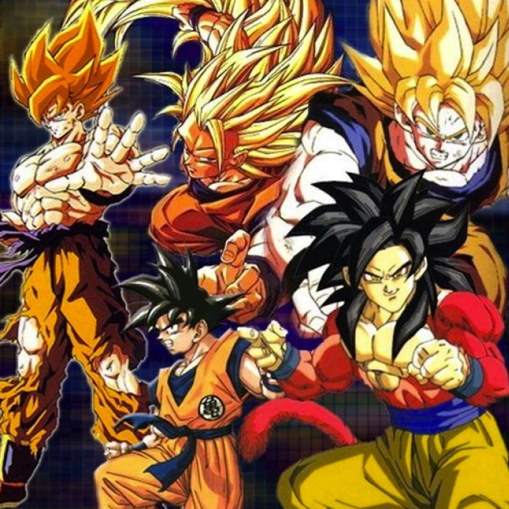 Anime Wallpapers for DBZ iPhone Entertainment apps by junhui xu 1024x1024