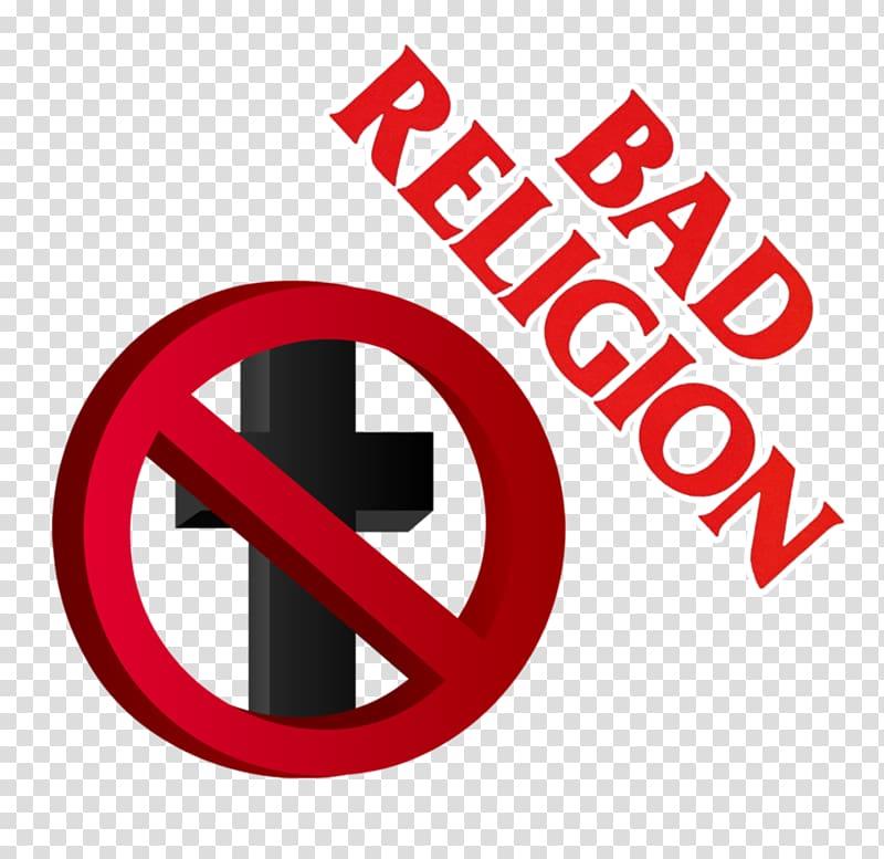 T shirt Bad Religion Logo Punk rock NOFX bad transparent 800x777