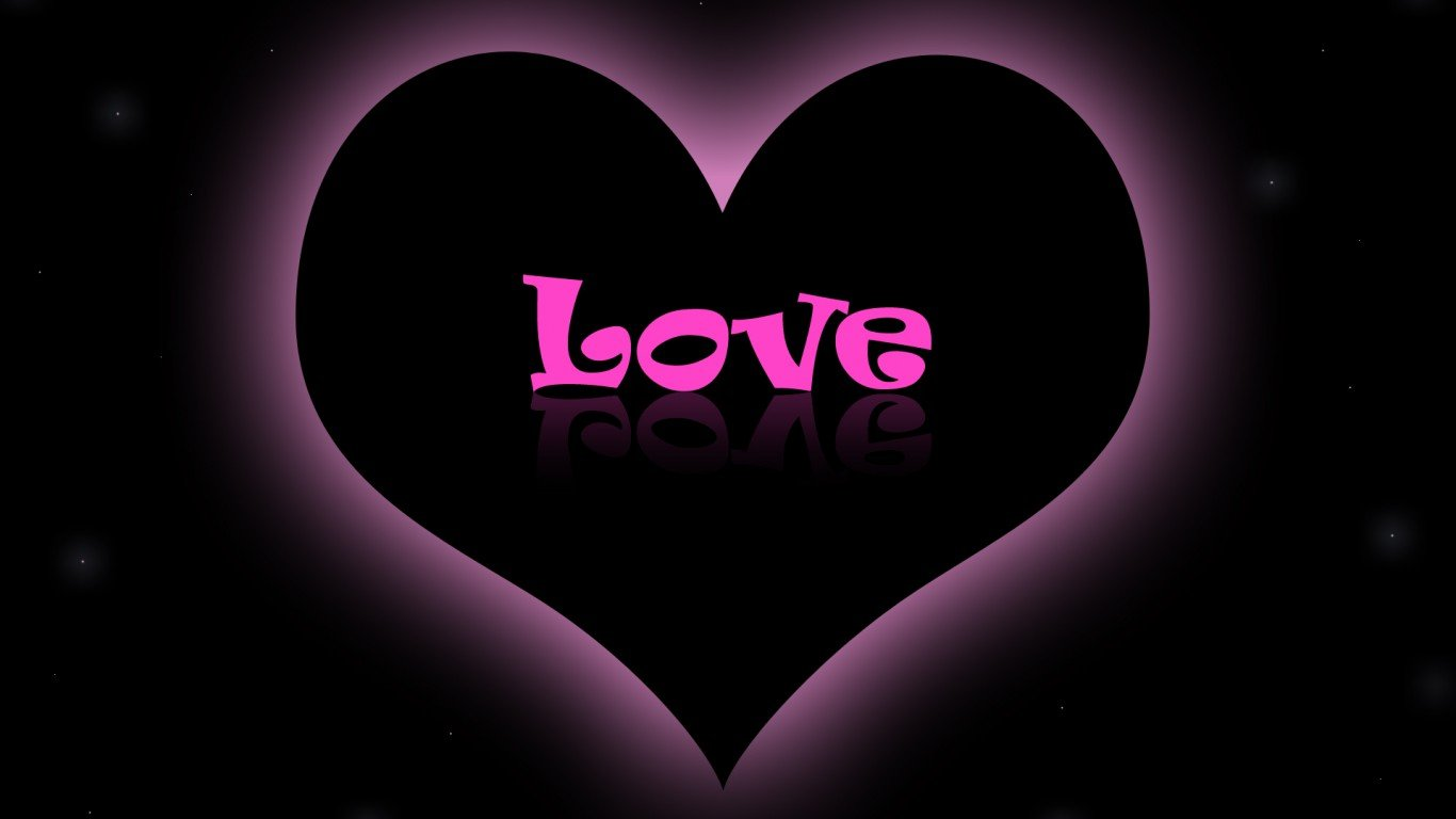 Pink Love Wallpaper: Cool Love Pink Wallpapers
