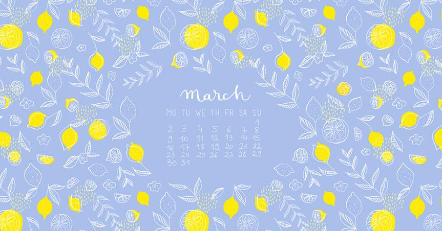 free desktop wallpaper calendars march 2015 march 2 2015 download 863x452