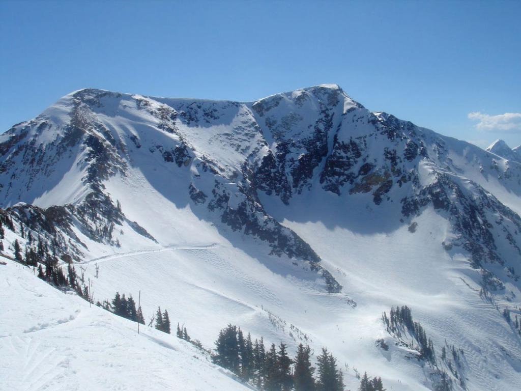 Best ski resort   Snowbird Utah 1024x768 Wallpaper 3 1024x768