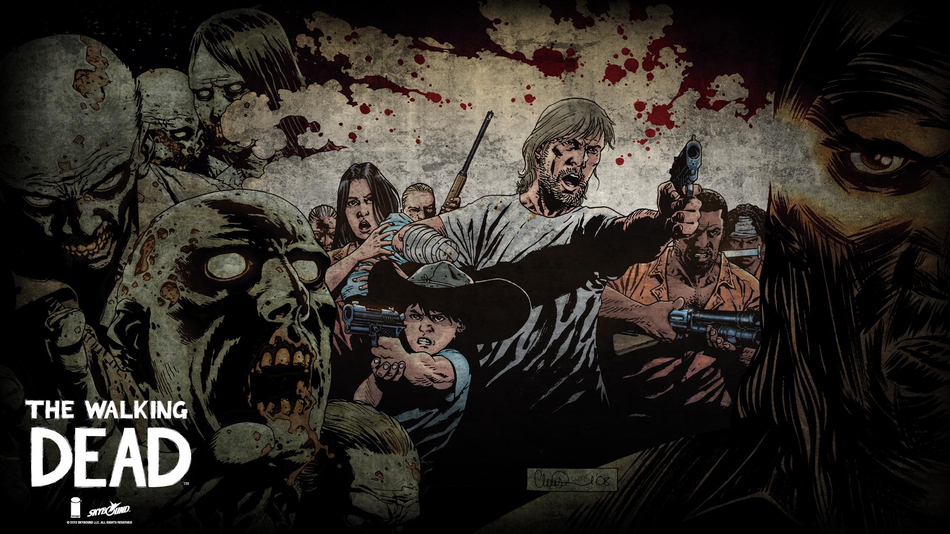 The Walking Dead Computer Wallpapers Desktop Backgrounds 1920x1080 1920x1080