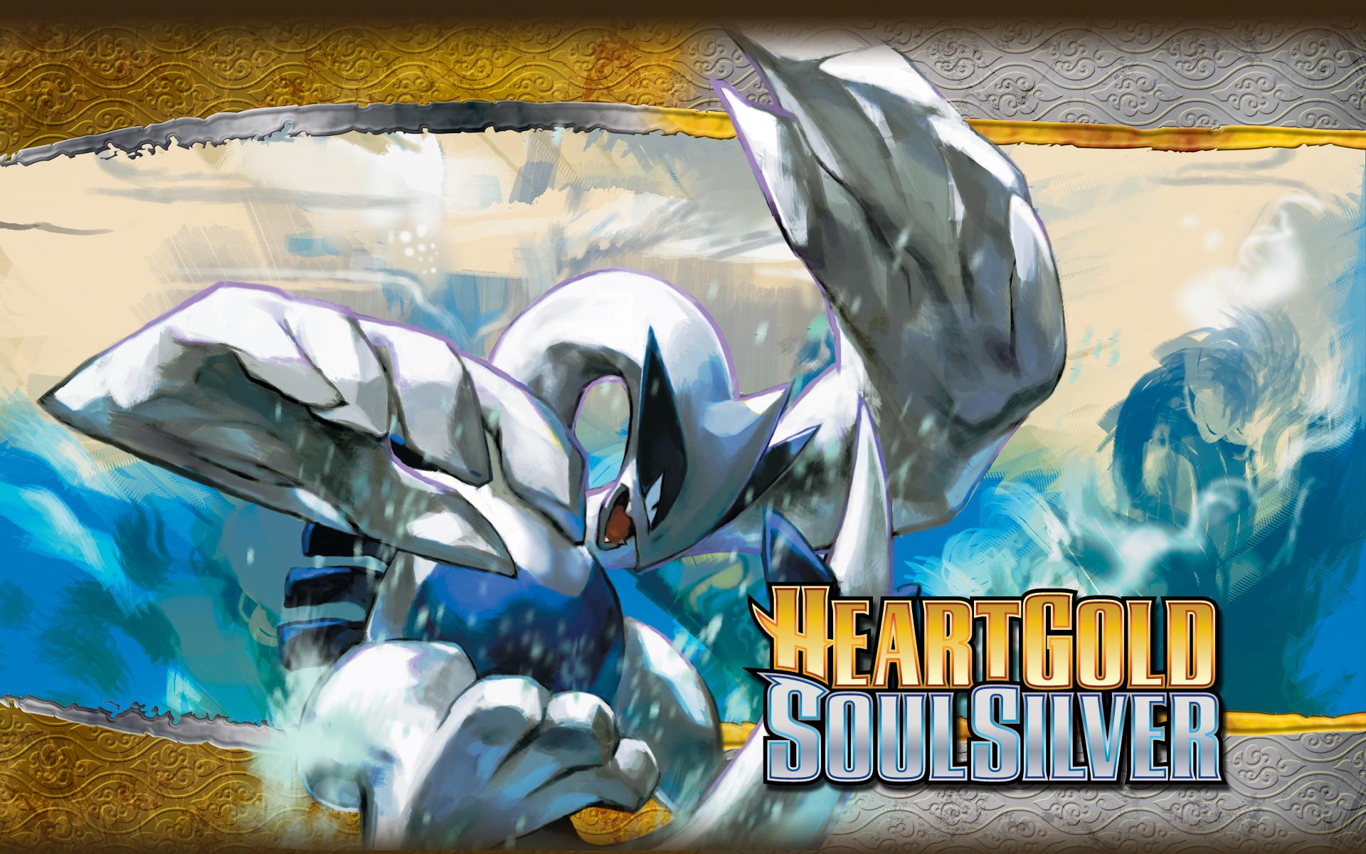 Pokemon Soul Silver wallpaper 133851 1920x1200