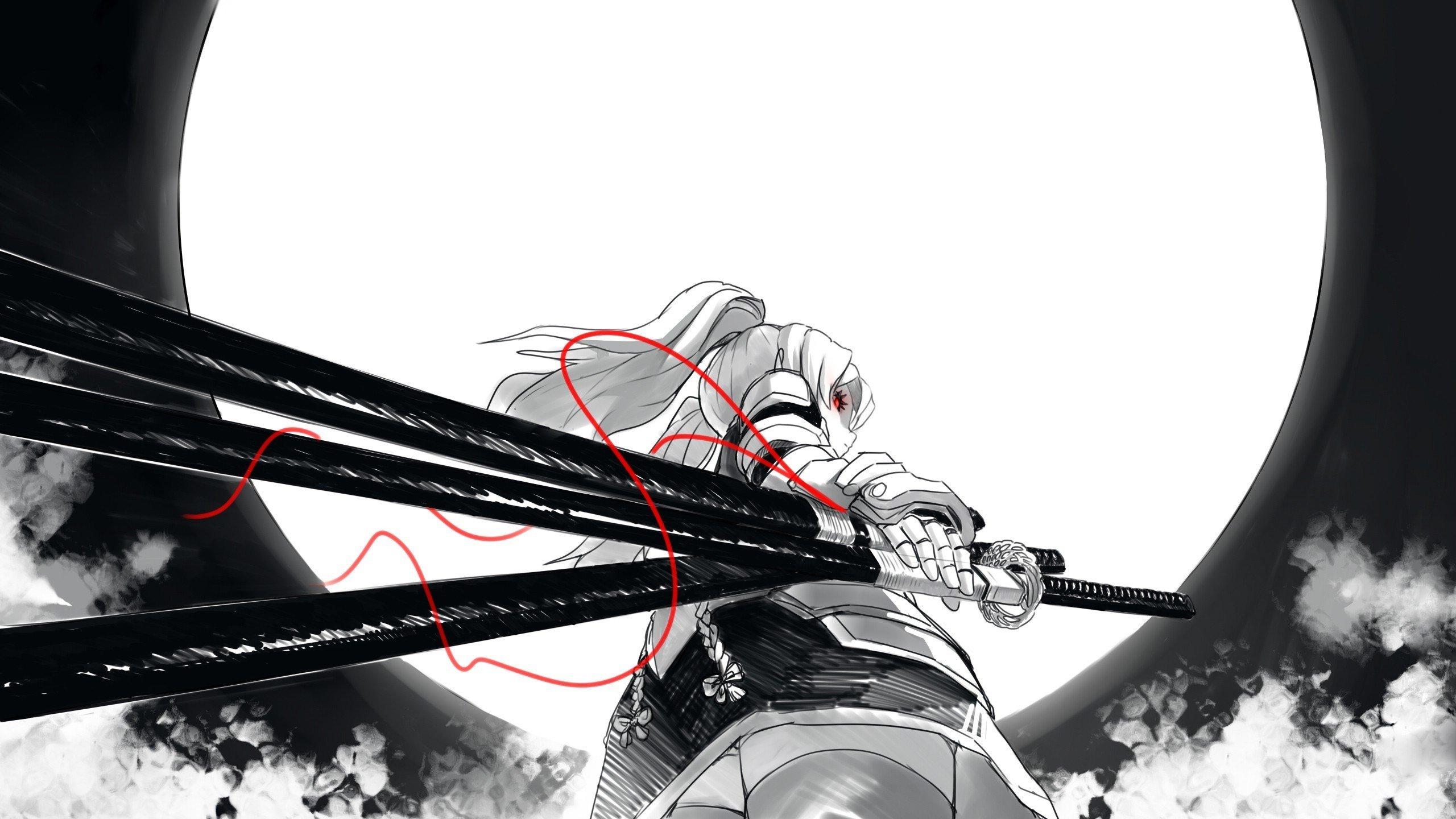 Download 2000 Wallpaper Anime Samurai Hd  Terbaru