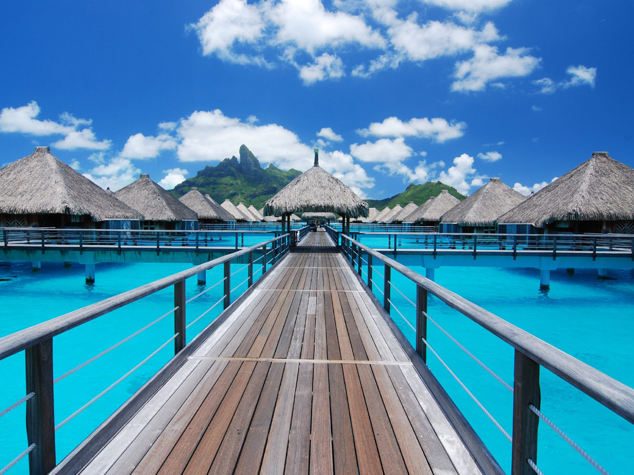 Bora Bora Widescreen Wallpaper   Travel HD Wallpapers 2560x1920
