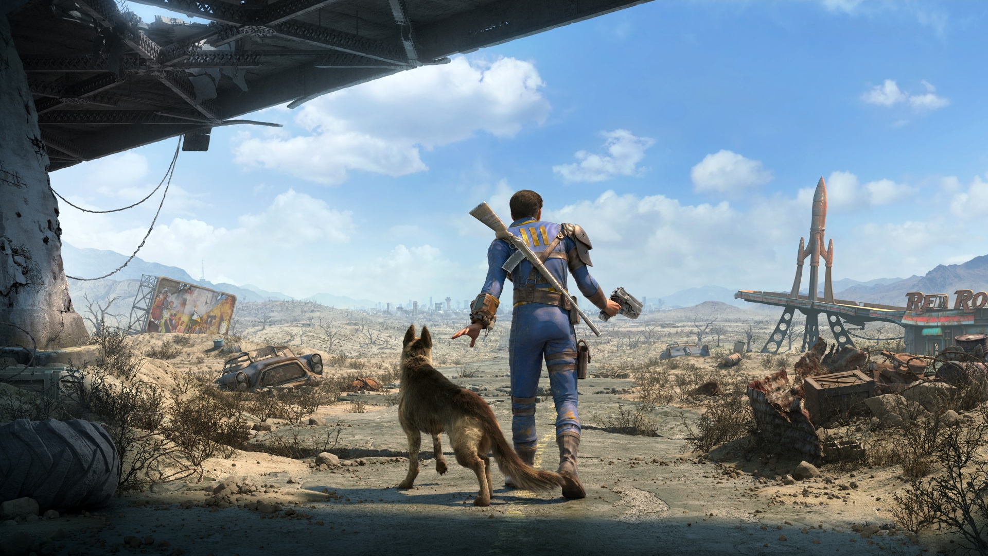 Fallout 4 DLC Wallpapers HD Wallpapers 1920x1080