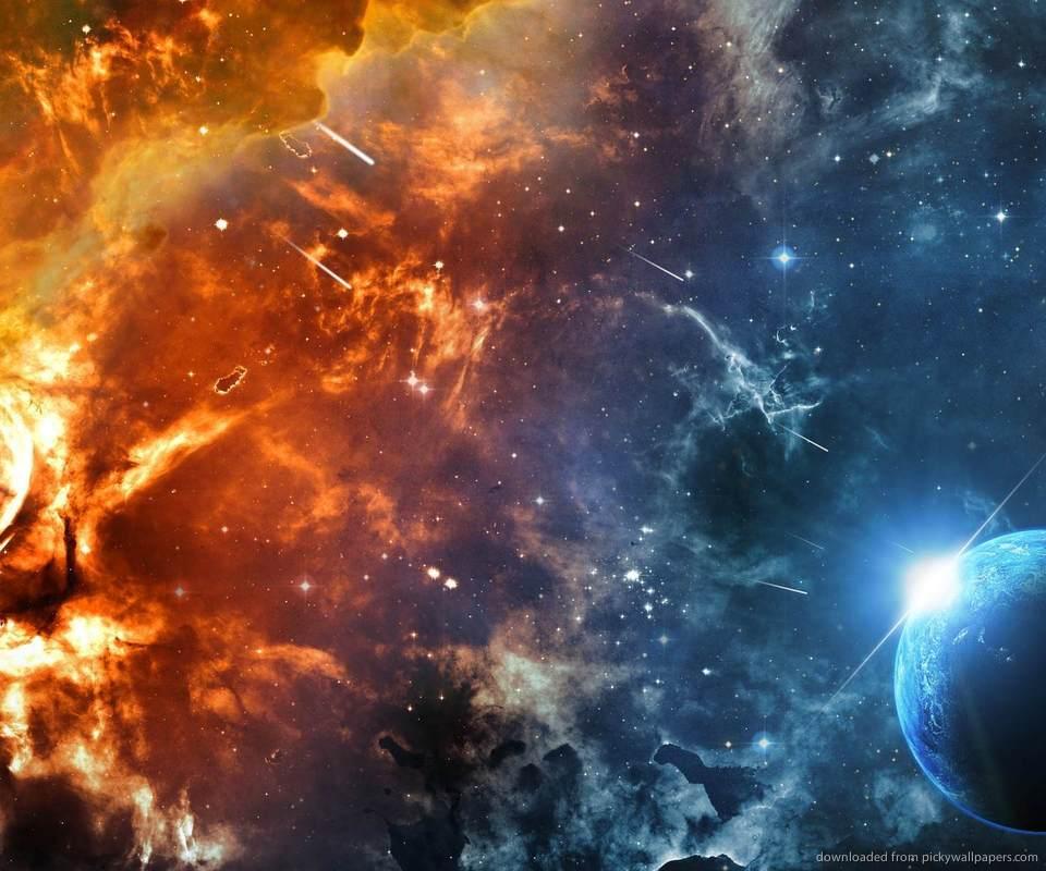 Epic Space Wallpaper: WallpaperSafari