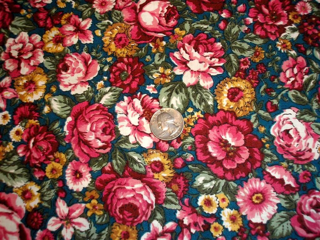 Floral Print Wallpaper - WallpaperSafari  Floral Print Wa...