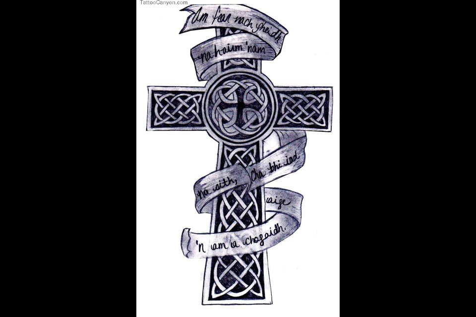 Celtic Cross Iphone Wallpaper Celtic cross by kkbaby101 on 960x640