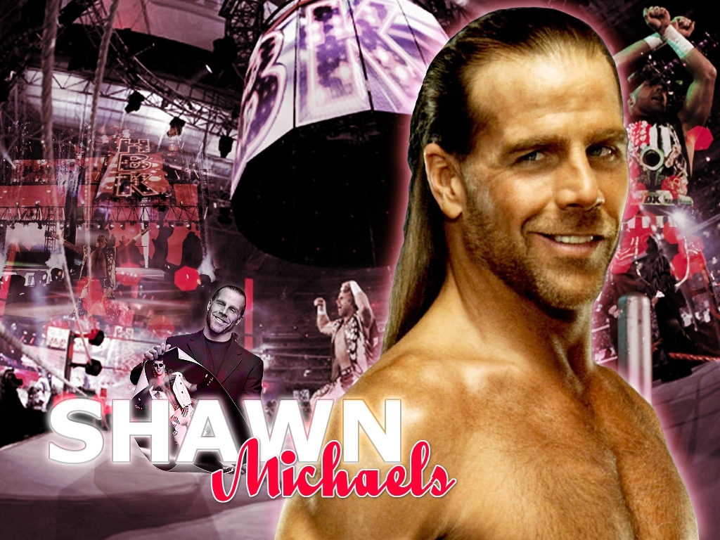 HD WWE Shawn Michaels Wallpapers HD Desktop Wallpapers 1024x768