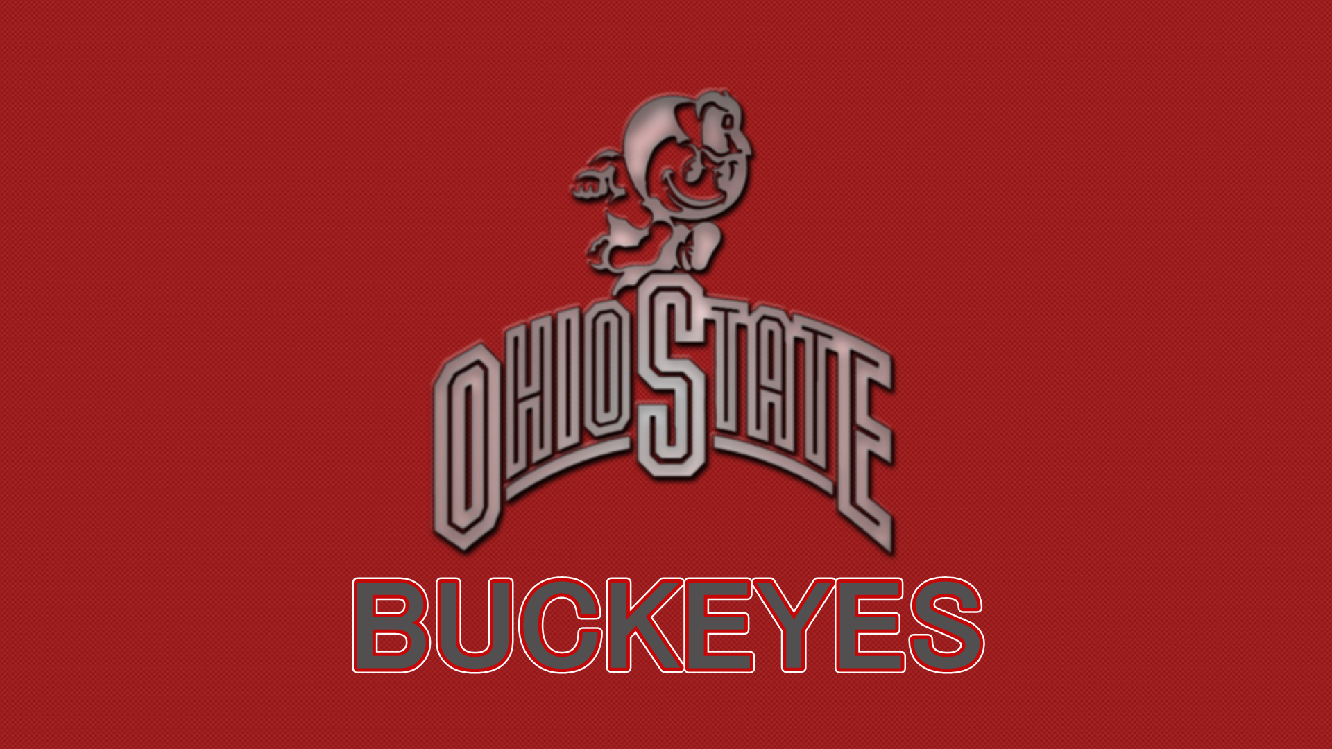 OHIO STATE BRUTUS BUCKEYE   Ohio State Football Wallpaper 27977558 1920x1080