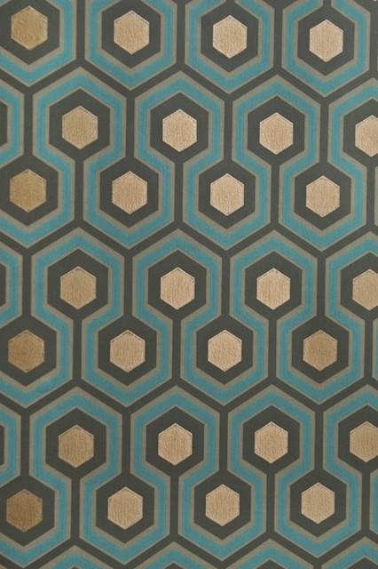 Hicks Hexagon Wallpaper - WallpaperSafari