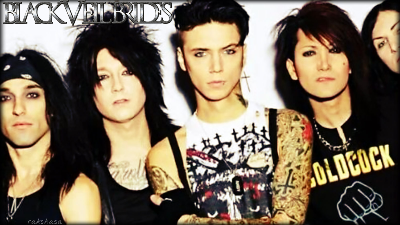 Black Veil Brides   Black Veil Brides Wallpaper 36360960 1600x900
