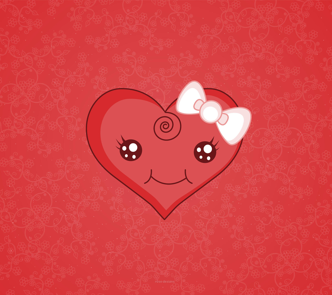 Cute Heart Wallpapers 1080x960