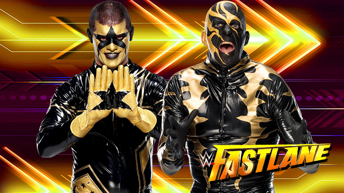 WWE Fast Lane 2015 Stardust vs Goldust by angelmj06 680x383