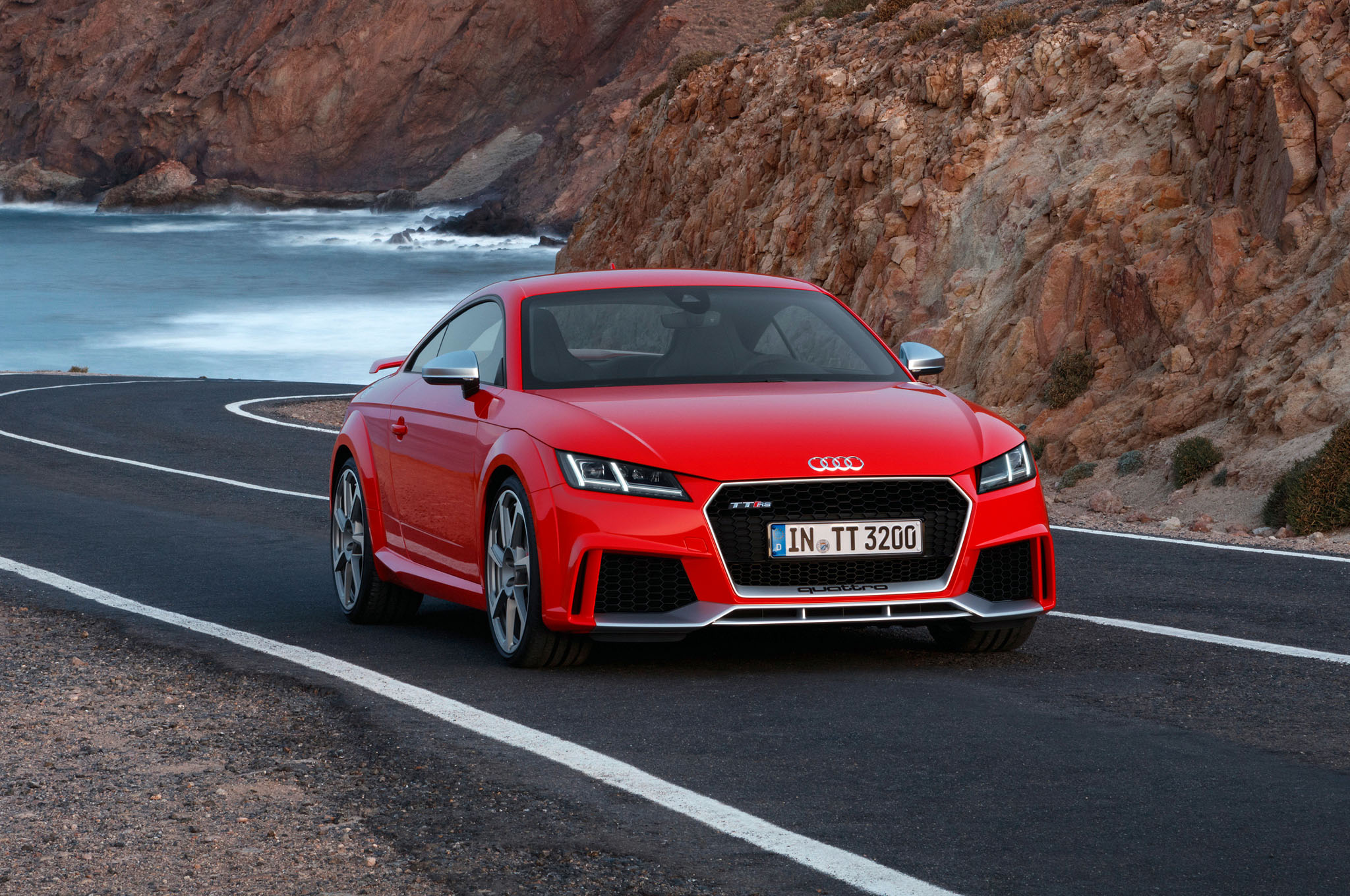 2017 Audi TT RS Coupe 2048x1360 Wallpaper | HD Car Wallpapers