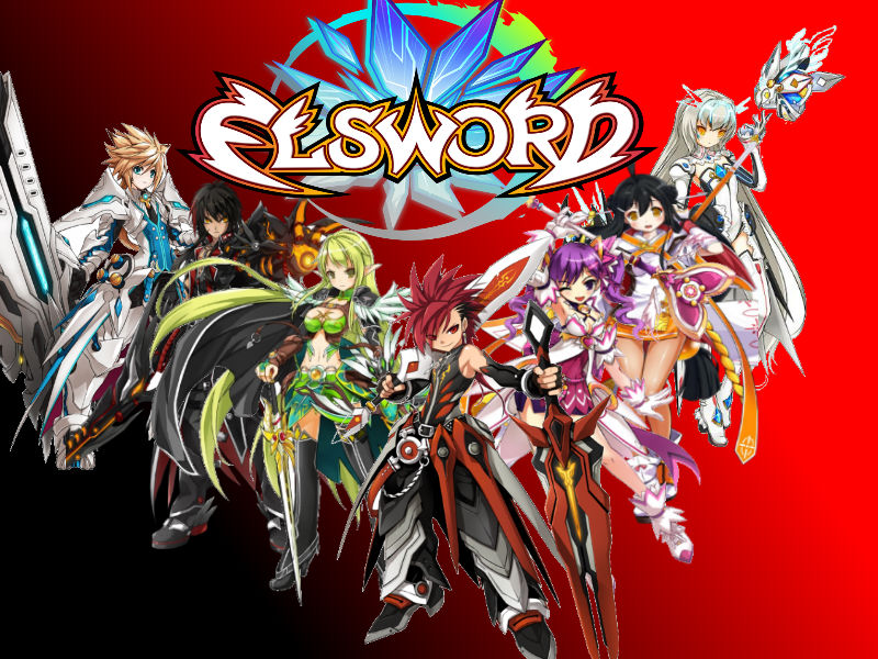 Elsword Background by amuxjoker 800x600