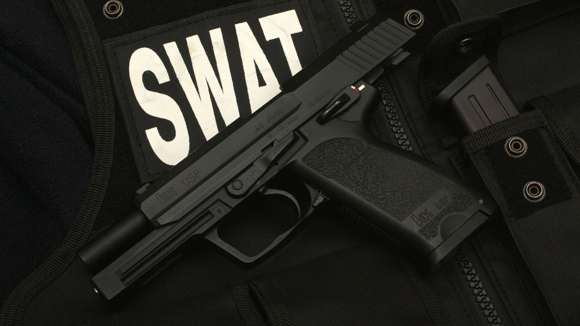 SWAT TEAM police crime emergency weapon gun wallpaper background 1920x1080