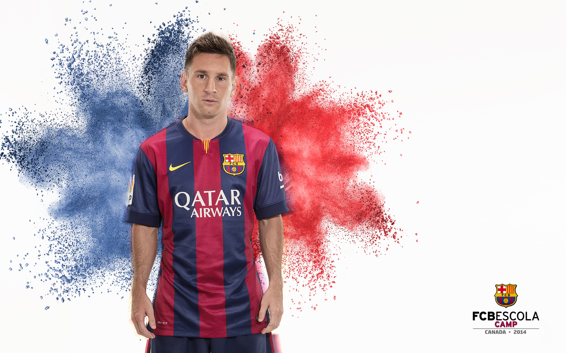 2015 Messi FC Barcelona Wallpapers The Art Mad Wallpapers 1920x1200