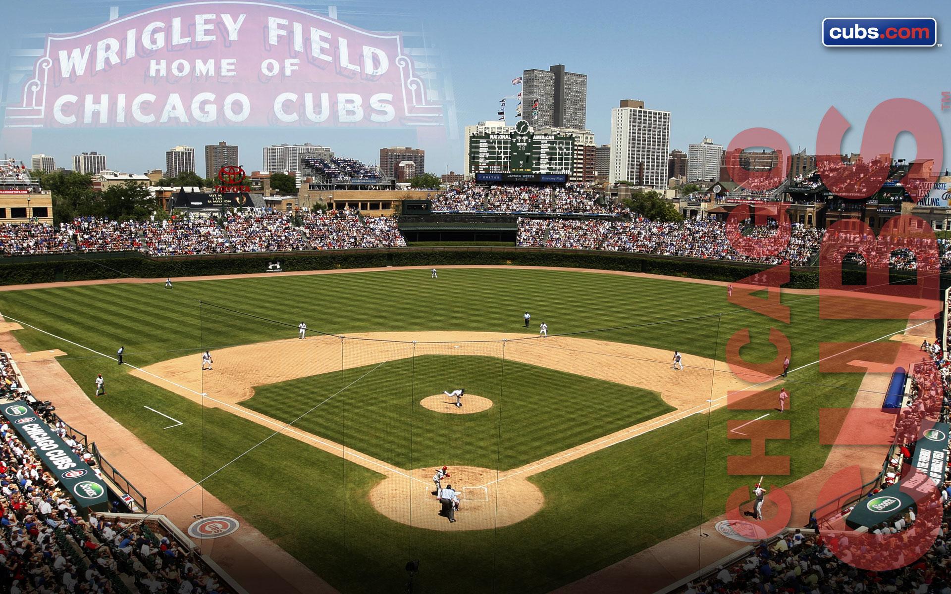 Chicago Cubs Desktop Wallpaper 1920x1200