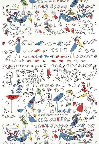 396x575px Schumacher Birds Butterflies Wallpaper Wallpapersafari