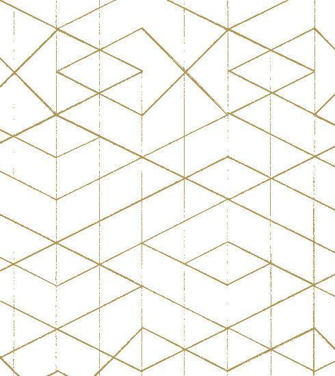 Gold Geometric Wallpaper Wallpapersafari