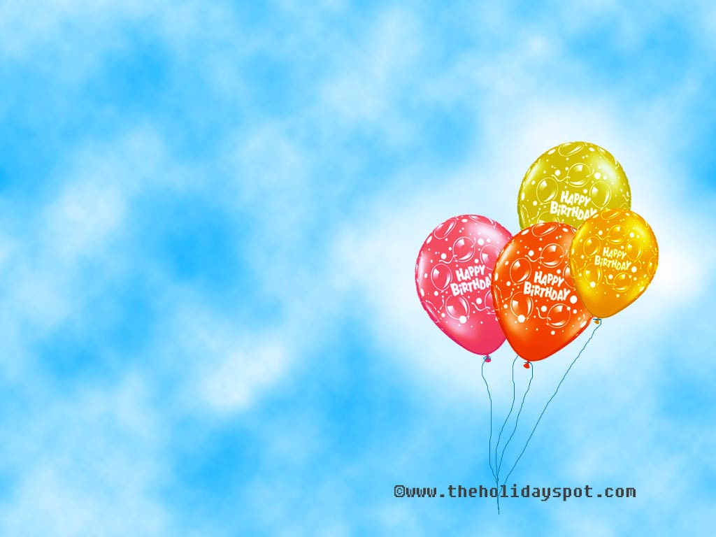 free birthday wallpapers 1024x768
