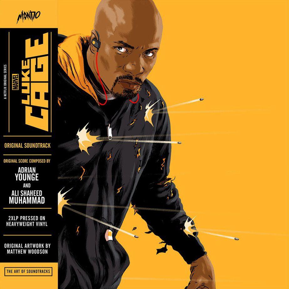 Luke Cage OST   Colored Vinyl 923x923