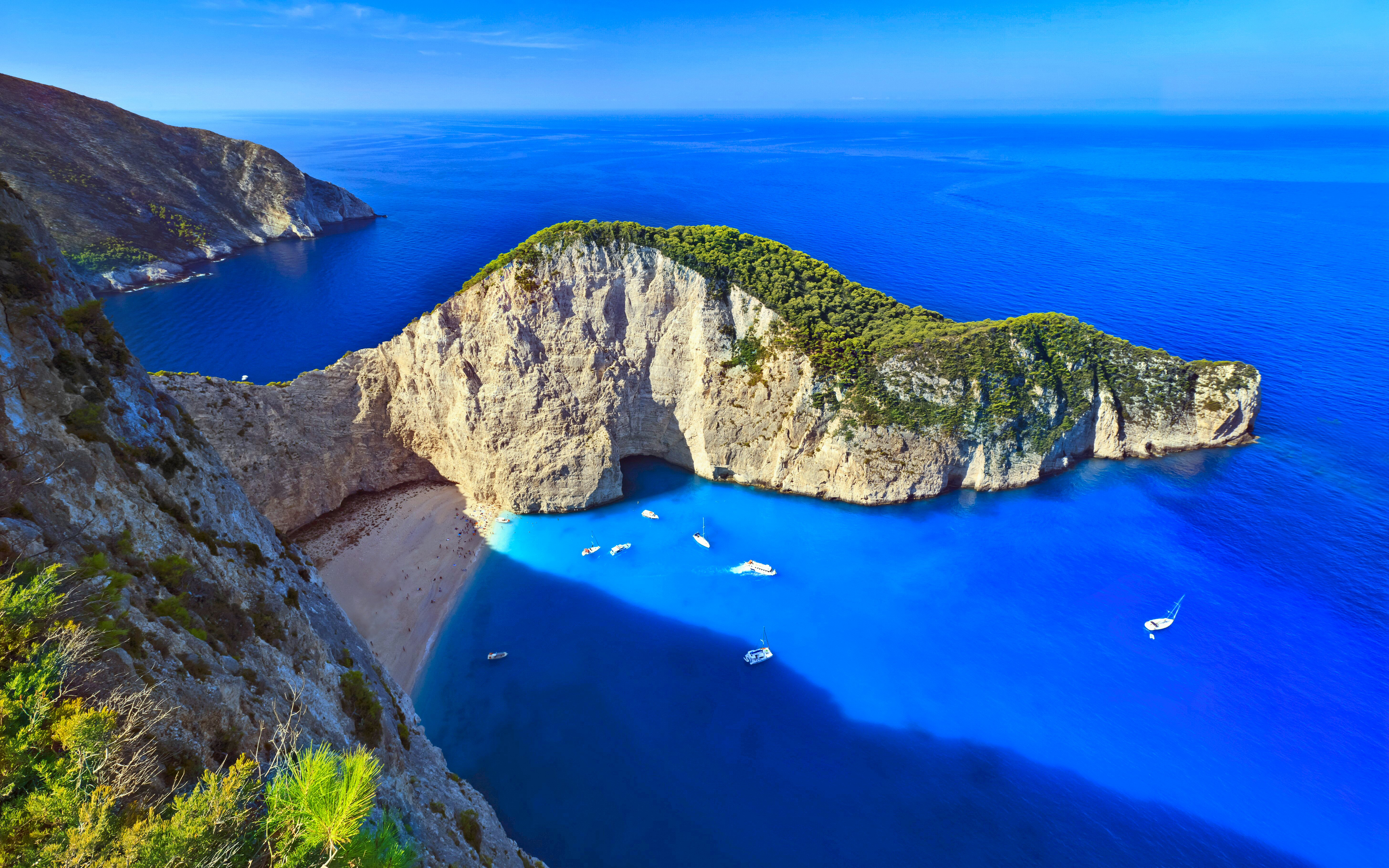 9 Zakynthos HD Wallpapers Background Images 5821x3638