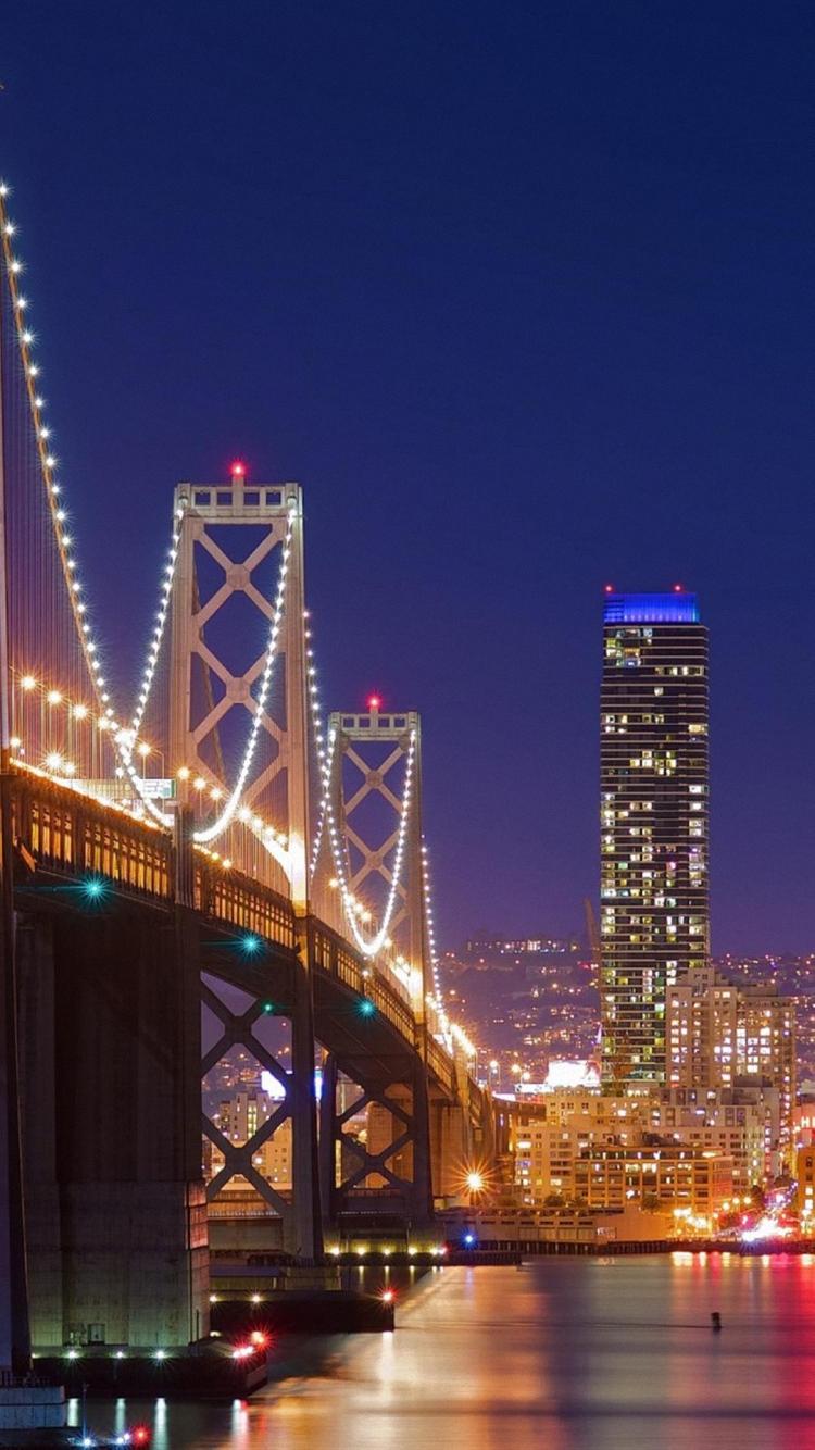 Iphone San Francisco Wallpaper Wallpapersafari