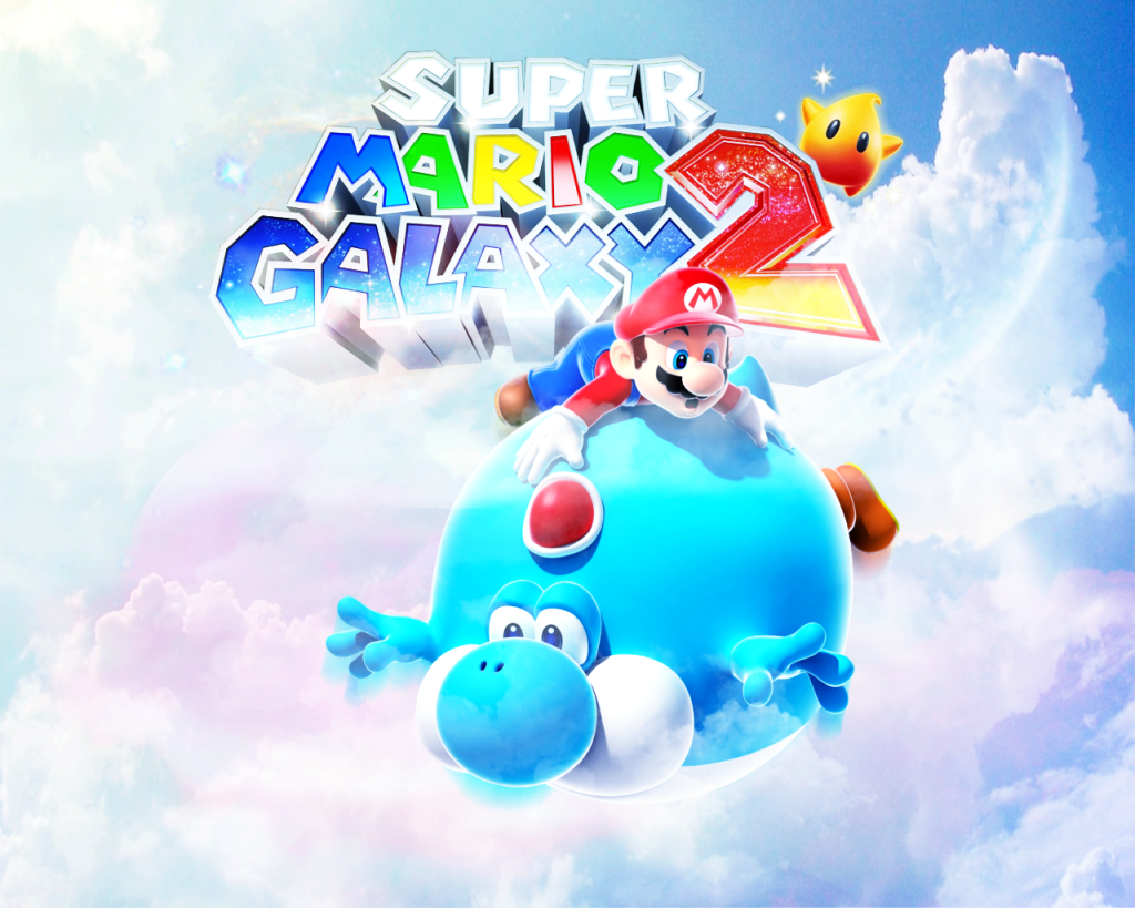 Free Download Super Mario Galaxy 2 Wallpapers Hd 1024x819 For