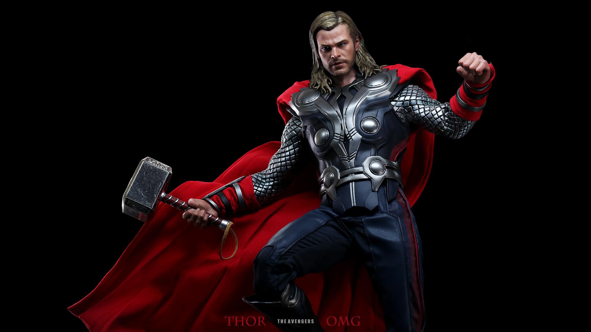 Heimdal Hd Wallpaper: Thor Movie Wallpaper