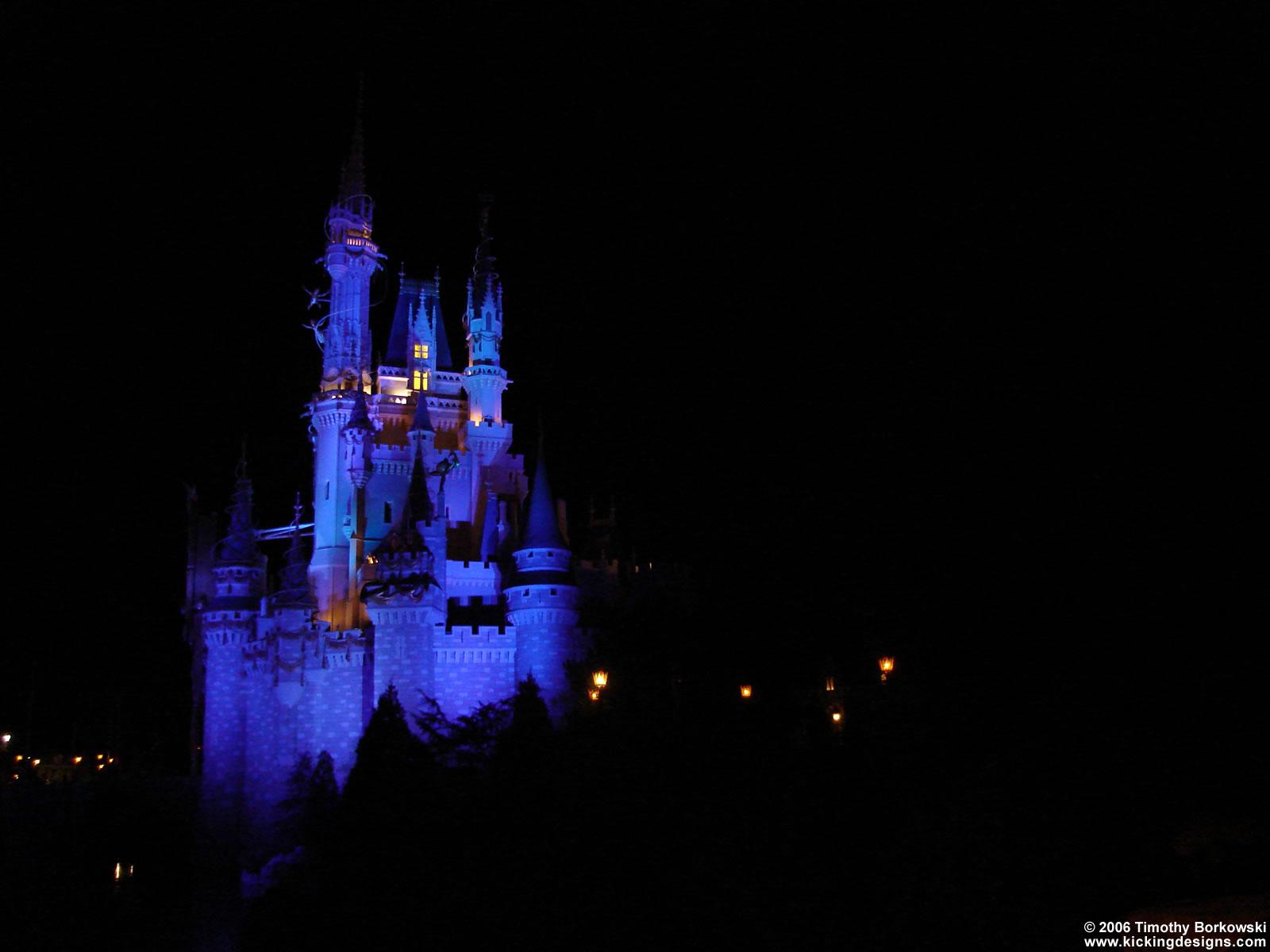 Go Back Pix For Disney Castle At Night Wallpaper 1600x1200