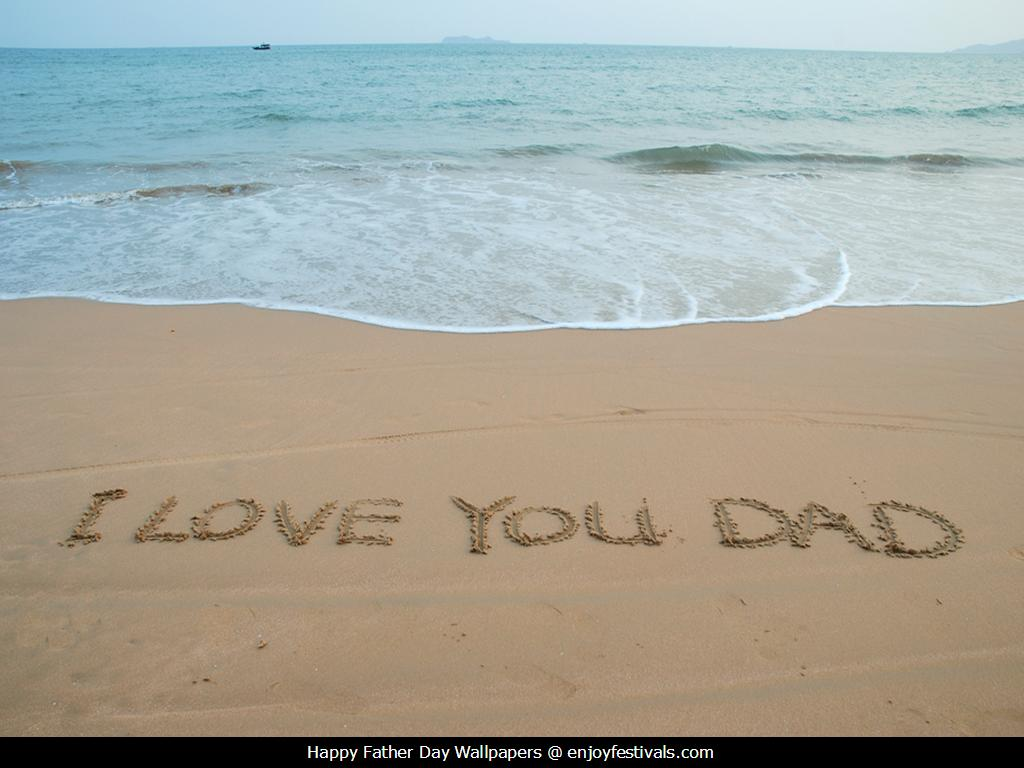 Happy Fathers Day Wallpapers download 1024x768